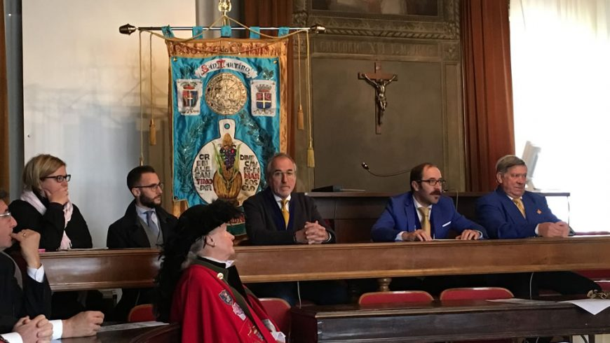 A Belluno con i Cavalieri di San Martino