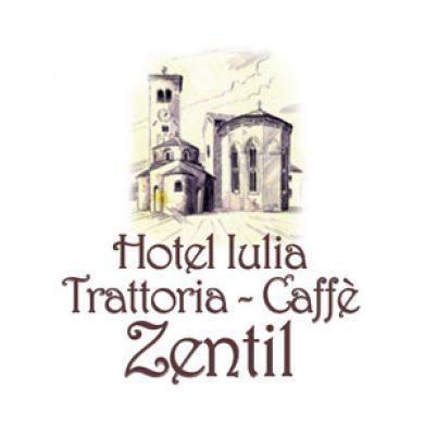 Hotel Iulia / Trattoria Caffè Zentil